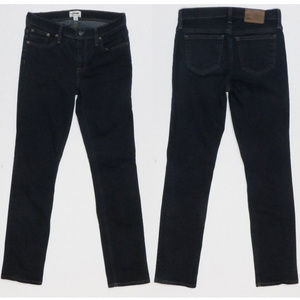 J.Crew jeans 25 Matchstick Classic Rinse E0079